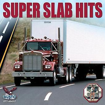 Super Slab Hits - Super Slab Hits [CD] USA import
