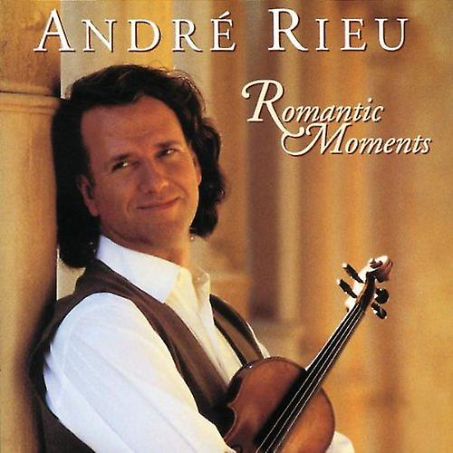 Andre Rieu - Romantic Moments [Philips] [CD] USA import