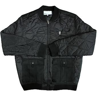 WeSC Sixten Padded Jacket Black