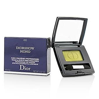 Christian Dior Diorshow Mono Professional Spectacular Effects & Long Wear Eyeshadow - # 480 Nature - 2g/0.07oz