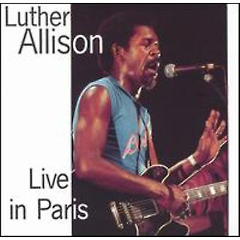 Luther Allison - Live i Paris [CD] USA import