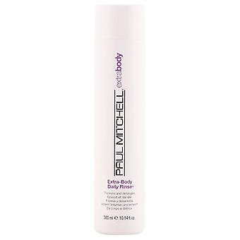 Paul Mitchell Extra Body Rinse Conditioner 300 ml Daily