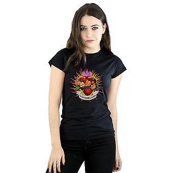 Take That Women's Flaming Heart T-Shirt