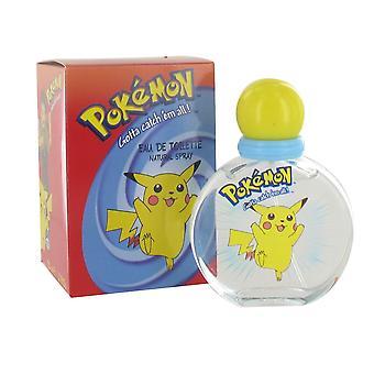 Pokemon 50ml Eau de Toilette Spray for Men or Women