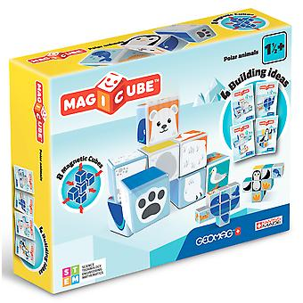Geomag Geomag Magicube Animales Polares (Toys , Constructions , Characters And Animals)