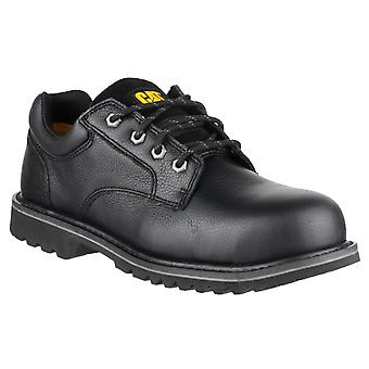 Caterpillar Electric Lo Mens Black Safety Shoes