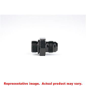Aeromotive 15606 Aeromotive Fuel Fittings AN-06 to AN-06 Male Flare Adapter Fit