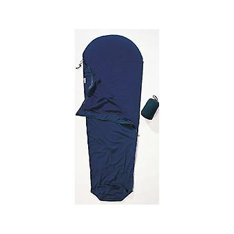 Cocoon Microfleece Mummy Liners Sleeping Bag (Dark Petrol)