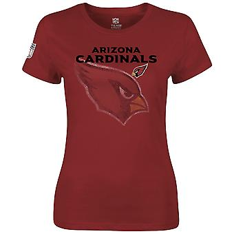 Majestic ladies RAIYNA top - Arizona Cardinals Red