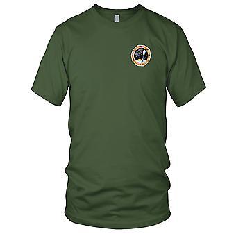NASA - SP-277 NASA Delta II lanzamiento de satélites Gps IIr 5 bordado parche - señoras T Shirt