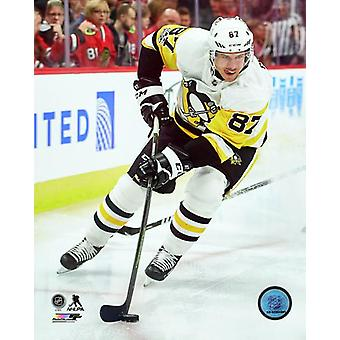 Sidney Crosby 2017-18 Action Photo Print
