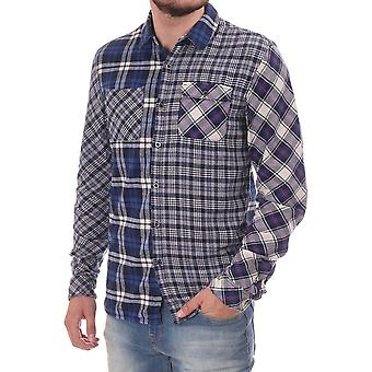 Scotch & Soda Brushed Flannel Checked Shurt