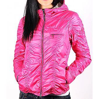 Hogan Ladies Jacket With Hood Kjw12268030bssl605