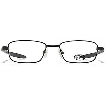 Animal Lawton Rectangle Glasses In Green