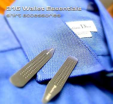 Shirt Accessories - Wallet Essentials!