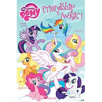 My Little Pony - Friendship Poster Print (24 x 36)