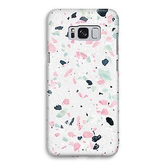 Samsung Galaxy S8 fullt ut fallet - Terrazzo N ° 3
