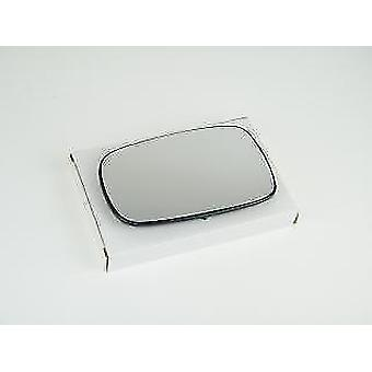 Left / Right Mirror Glass (not heated) & Holder for RENAULT CLIO mk3 2005-2009