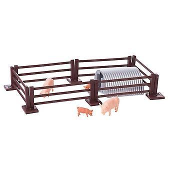 Britains 1:32 sistema de la pluma del cerdo
