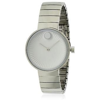 Movado Edge Stainless Steel Ladies Watch 3680012