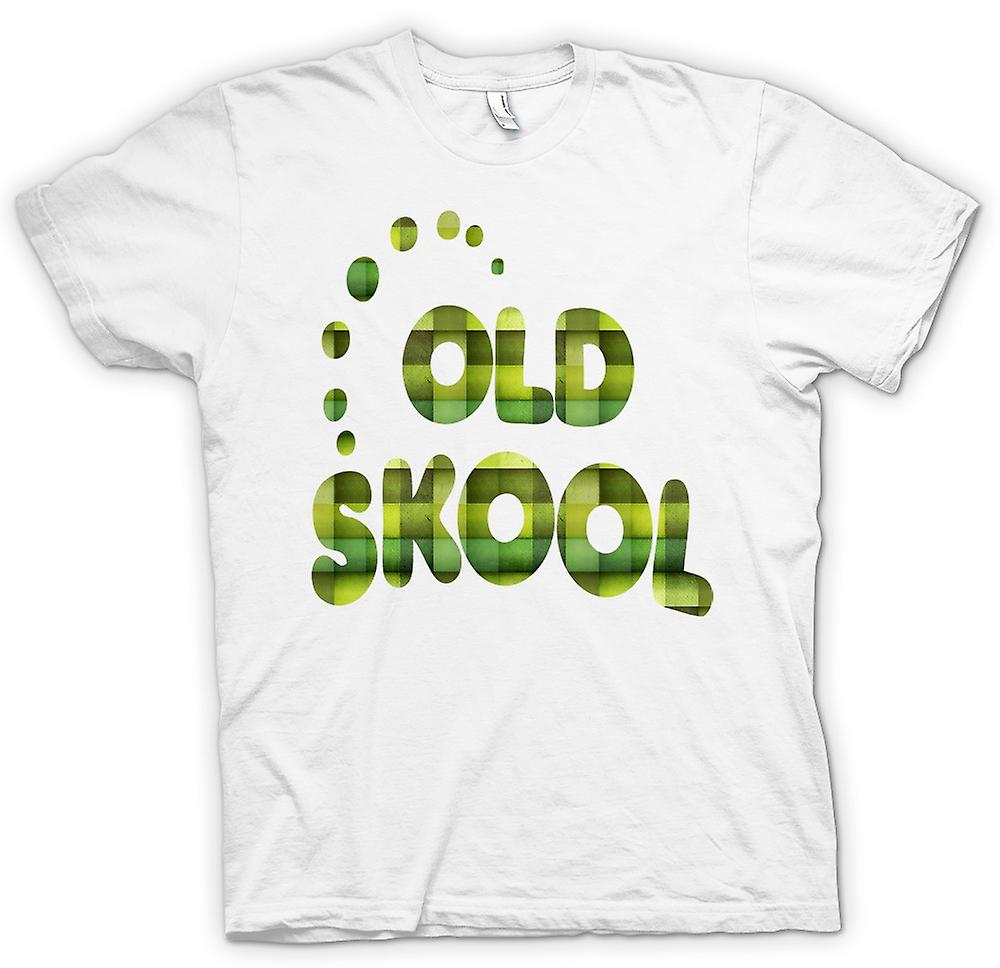 Womens T-shirt - Old Skool Retro