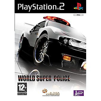 Kousoku Kidoutai World Super Police (PS2)