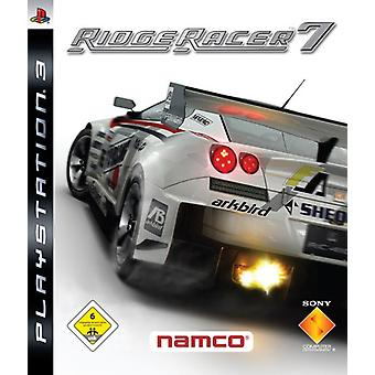 PS3 Game Ridge Racer 7 (allemand) - Factory Sealed