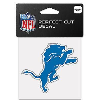 Wincraft sticker 10x10cm - NFL Detroit Lions