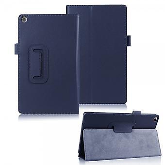 Schutzhülle Dunkel Blau Tasche für ASUS ZenPad 8.0 Z380C Z380Kl