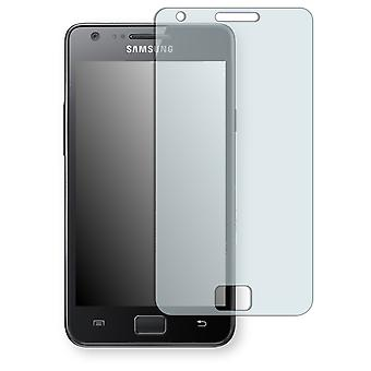 Samsung I9100 Galaxy S2 display protector - Golebo crystal clear protection film