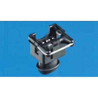 TE Connectivity Socket enclosure - cable J-P-T Total number of pins 2 Contact spacing: 5 mm 282189-4 1 pc(s)