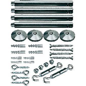Low voltage cable kit Tensioner kit Paulmann 17834 Chrome