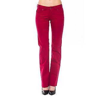 Trousers Red 20311M 210 UNGARO Woman