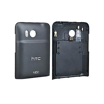 OEM HTC ThunderBold Wireless Charging Battery Door Cover BRC-540 (Black) (Bulk P