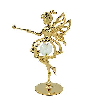 Fairy with crystal element