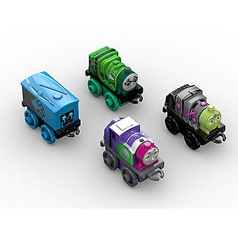Fisher Price Thomas the Train DC Super Friends Character #4 (4 Pack)