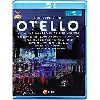 Verdi - Otello [BLU-RAY] USA import