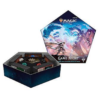 Магия сбора игра ночь многопользовательской опыт коробки