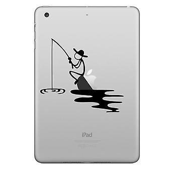 HOED Prins Stylish Chic sticker sticker iPad enz-vissen