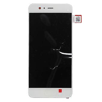 Huawei-P10 - LCD-Bildschirm Montage mit Batterie - weiß/silber