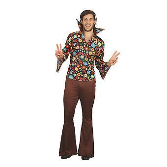 Hippy Man (Shirt + Trousers)