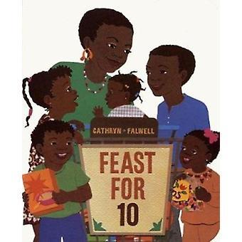 Fest für 10 von Cathryn Falwell - 9780618382262 Buch