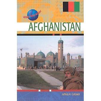Afganistanu przez Jeffrey A. Gritzner - 9780791067741 książki