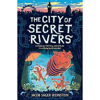 The City of Secret Rivers by Jacob Sager Weinstein - 9781406378382 Bo