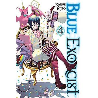 Blue Exorcist - Vol. 4 von Kazue Kato - Kazue Kato - 9781421540474 Buch
