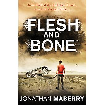 Flesh and Bone frågan (åter) av Jonathan Maberry - 9781471144905 bok