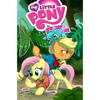 Min lilla ponny - volym 6 - vänner för alltid av Tony Fleecs - Ted Ander