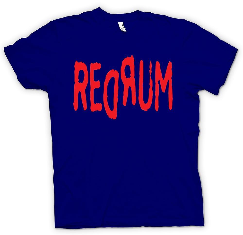 Mens t-skjorte - rum - Funny