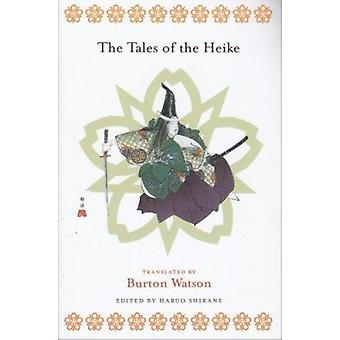 The Tales of the Heike by Burton Watson - Haruo Shirane - 97802311380