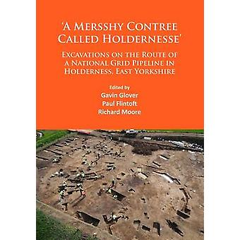 A Mersshy Contree Called Holdernesse - Excavations on the Route of a N